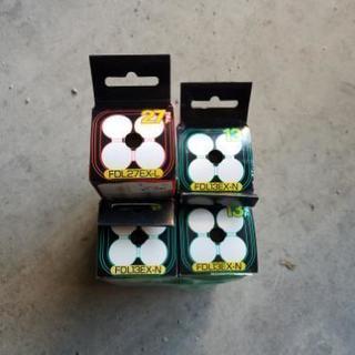 新品電球4個