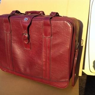 ・ オールドスタイル スーツケース(トランク)