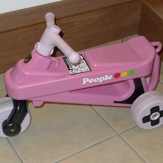 ピープル(People)お手軽三輪車