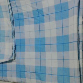 寝具カバー3点セット(敷き布団用 マット用 枕用)