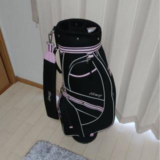 ゴルフ ゴルフバッグ キャディバッグ Fitway (パター付き)