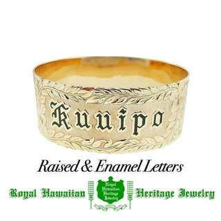 Raised & Enamel Letters NewOn…