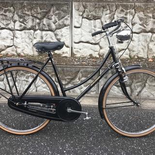 イギリス製の自転車  ラレースポーツ。ビンテージ物。オシャレに見え...