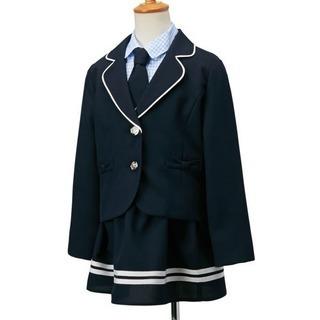 【新品】女の子 キッズ  フォーマル  4点セット 130