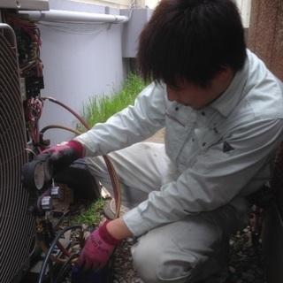 給湯器交換やエアコン修理クリーニングをお任せ!