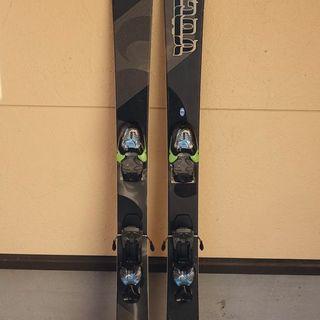Jrスキー3点セット 板+ブーツ+ストック