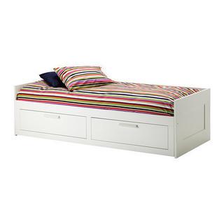 2月12日朝受け取り限定価格 IKEA デイベッド 引き出しマット...