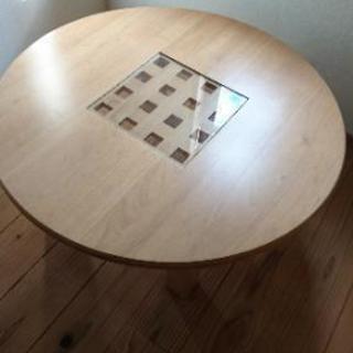 足折テーブル、座卓、ちゃぶ台 おまけ:クッション
