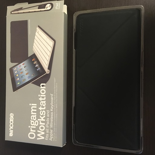 Mit der Apple Wireless Tastatur auf Reisen - Incase Origami ... | 512x512
