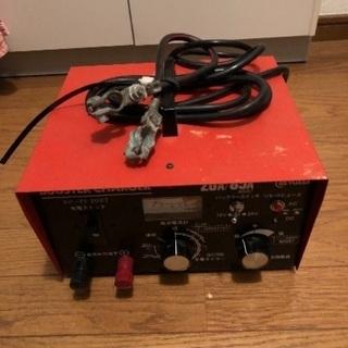 6v12v24vバッテリー充電器 100v仕様(ジャンク品)