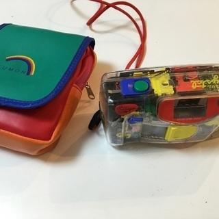 スケルトンカメラ マイクリスタル