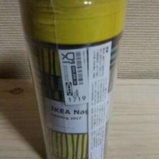 【新品、未使用】IKEA長久手限定タンブラー