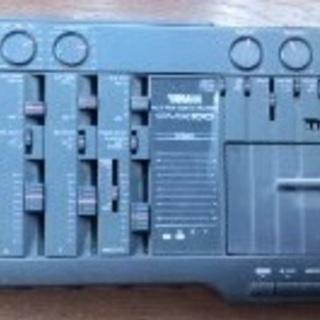 MTR YAMAHA CMX100(マルチトラックカセットレコーダー)