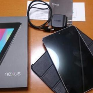決まりました!☆最終値下げ☆Nexus7   32GB Wi-Fi