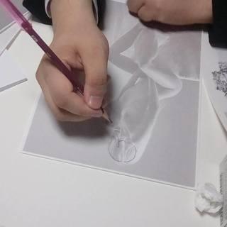 12月27日『本気のお絵かき教室』~第12回ワークショップ~代々木