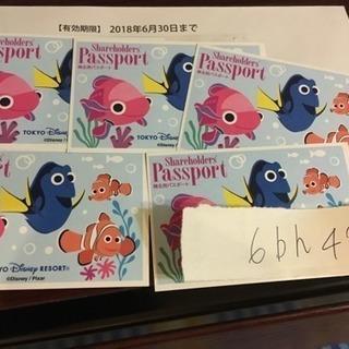 ディズニーパスポート