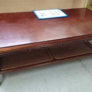 カリモク ワイドなリビングテーブル