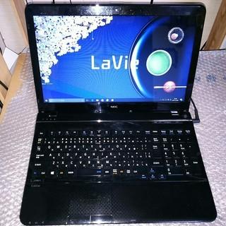 LaVie改26 Core i7 SSD128GB HDD750G...
