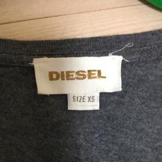 DIESEL ロンT - 服/ファッション