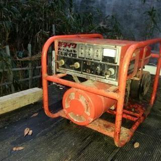EGW130エンジン溶接機 19800円 動作未確認