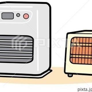 暖房器具、各種!格安!