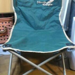 アウトドア用の折り畳み椅子