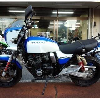 NO.1768  GSX400インパルスS (IMPULSE) 水冷4サイクル4気筒エンジン WR'Sマフラー ☆彡 - 売ります・あげます