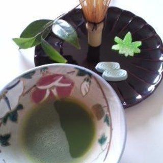 林間茶道教室ー中央林間の緑に囲まれた茶室でご一緒に