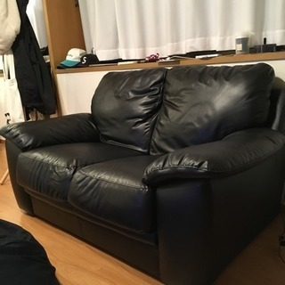 定価50000円 2人掛けソファ - 家具