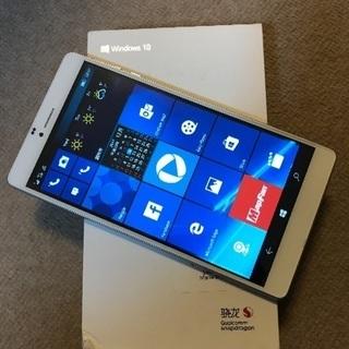 中華タブレット「Cube WP10 4G Phablet」
