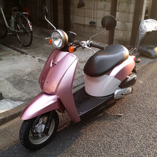 世田谷 バイク屋から出品★トゥデイ 50cc フルノーマル 外装新...