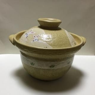 炊飯鍋 / 土鍋 2合炊き