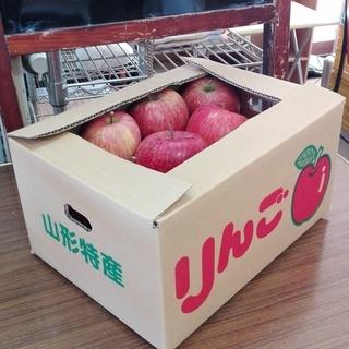 りんご箱差し上げます!
