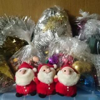 クリスマ久グッツ、サンタクロース