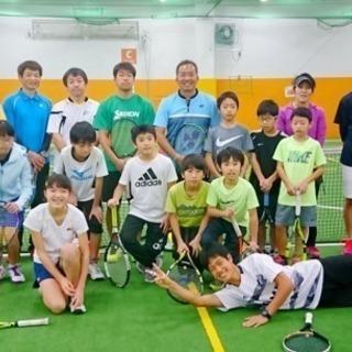 【テニス】テニスコミュニティ市川浦安でのグループレッスン・プライ...
