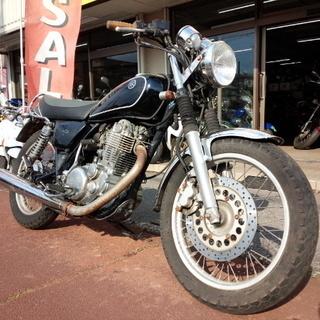 NO.1464 SR400 空冷4サイクル単気筒エンジン ディス...