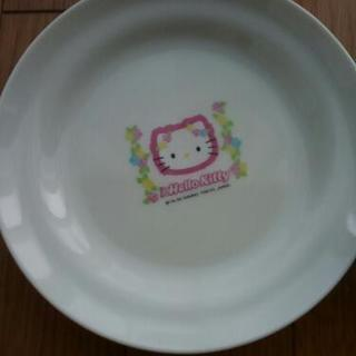 新品キティお皿二枚セット