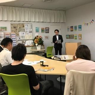 ブラッシュアップと、札幌市の補助金関係の情報交換会