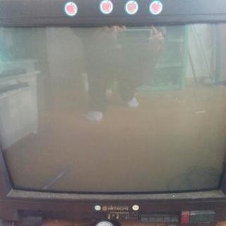 ブラウン管TV 2台