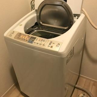 【12/9 本日中のお引取りでお値下げします】全自動◆洗濯乾燥機...