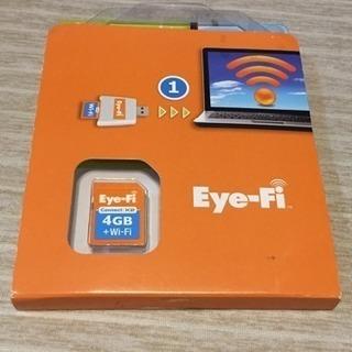 Eye-Fi SD Card 4GB + WiFi