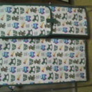 【 ランドリーケース 中古美品、ちょっと使用】折り畳み 可愛らしい...
