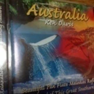 【 Australia Ken Davis CD 】ヒーリング オ...