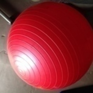 【バランスボール ヨガボール 】40センチくらい