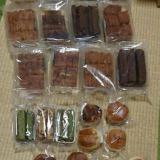 期間限定ケーキ15袋、天然酵母パン8こ