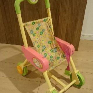 幼児おもちゃベビーカー