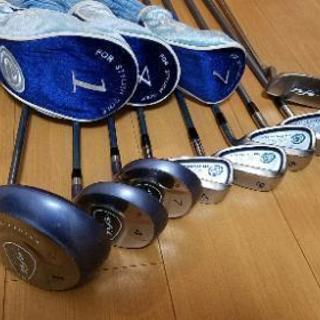 ゴルフクラブ/9本セット/mizuno Efil/レディース