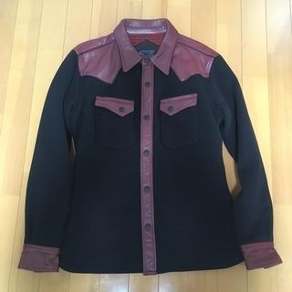 RJB wool shirt jacket
