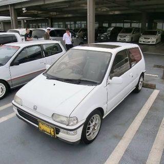 ホンダ トゥデイ(JA2)XTi 車体バラ売り