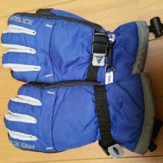スキー 手袋 140